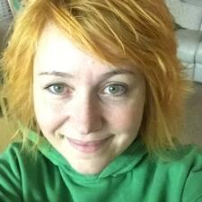 Profil utilisateur de Ildiko Lina
