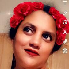 Keesha - Uživatelský profil