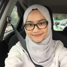 Profil utilisateur de Amanda Putri