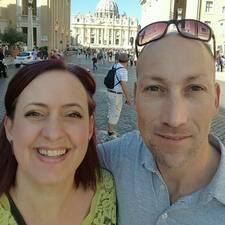 Robert & Sarah User Profile