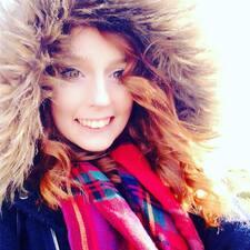 Isobel felhasználói profilja