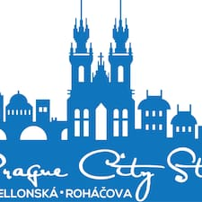 Perfil do utilizador de Prague City Stay