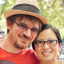 Fabrice & Chenyu - Uživatelský profil