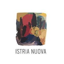 Istria Nuova felhasználói profilja