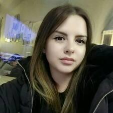 Perfil de usuario de Ivana