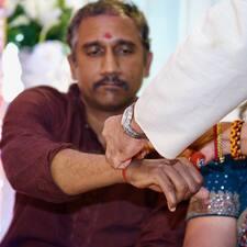 โพรไฟล์ผู้ใช้ Rajeev