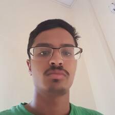 Nutzerprofil von Kshitij