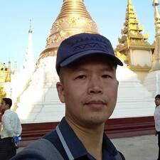 Mingsheng felhasználói profilja