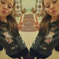 Profil utilisateur de Ella