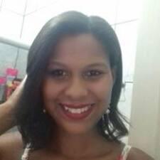 Профиль пользователя Laila Cândida Batista