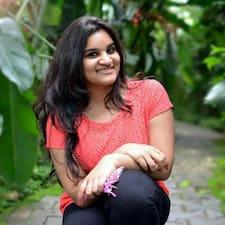 Användarprofil för Vidya Preetha