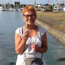 Marie-France felhasználói profilja