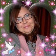 Dorota felhasználói profilja