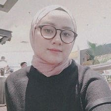 Profilo utente di Ratu Ayu Aldita