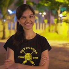 Profil korisnika Deepti