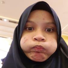 Sharifah User Profile