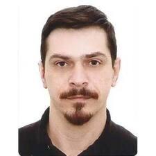 Dalibor felhasználói profilja