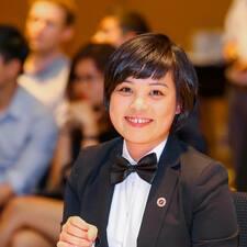 Henkilön Thanh Dung käyttäjäprofiili