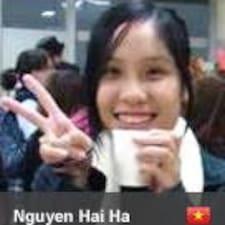 โพรไฟล์ผู้ใช้ Hanie
