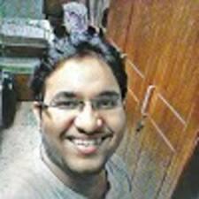 Profil utilisateur de Kaustav