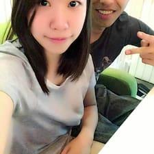 佳琦 felhasználói profilja