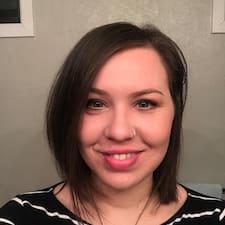 Gebruikersprofiel Caitlin