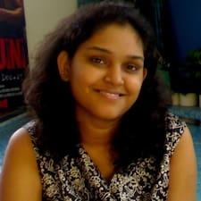 Profil utilisateur de Pushpa