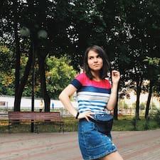Profil utilisateur de Аня