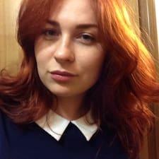Profil utilisateur de Арина