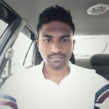 Profil utilisateur de Silas
