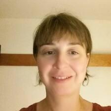 Virginie felhasználói profilja