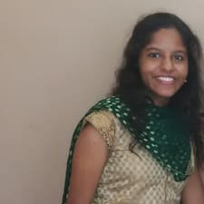 Shwetha User Profile