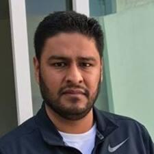 Profil Pengguna Enrique