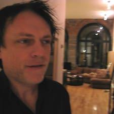Gérald McNichols - Uživatelský profil