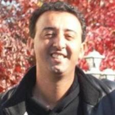 Henkilön Ihsane Sadik käyttäjäprofiili