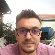 Alexandru - Uživatelský profil
