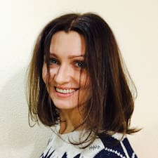 Natallia felhasználói profilja