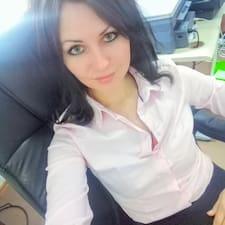 Виктория - Uživatelský profil