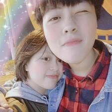 颖欣 - Uživatelský profil