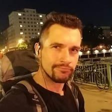 Profil Pengguna Lukasz