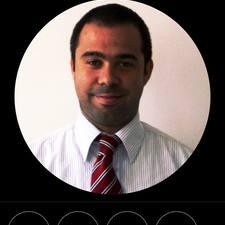 Máté felhasználói profilja