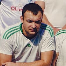 Volodymyr User Profile