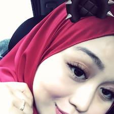 Profilo utente di Aqilah