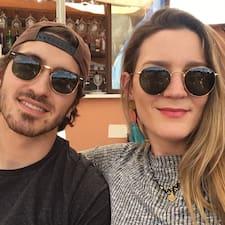 Vanessa & Angelo User Profile