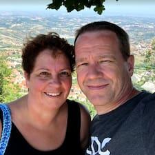 Profilo utente di André & Nancy