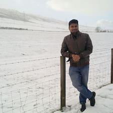 Perfil de usuario de Avinash