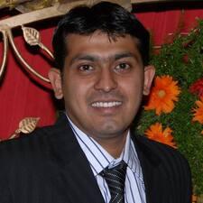 Henkilön Amith käyttäjäprofiili