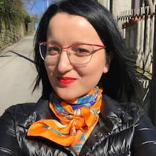 Gebruikersprofiel Tanja