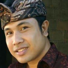 Profil utilisateur de Komang