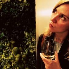 Profil utilisateur de Oluña (Aleksandra)